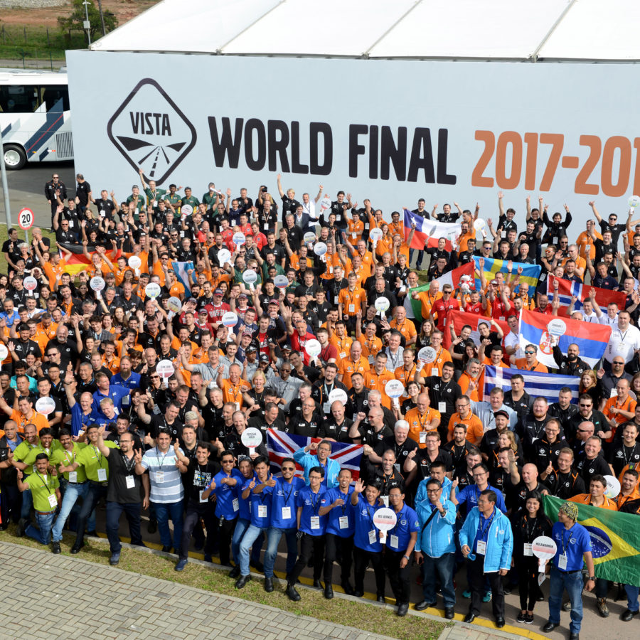 Volvo Trucks VISTA World Championship