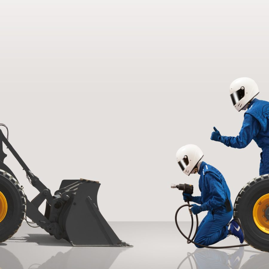 "Volvo Construction Equipment ""Discover a New Way"" Campaign"