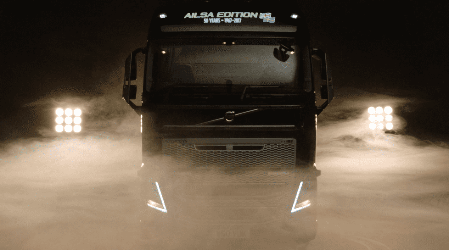 Volvo Trucks 50th Anniversary Film