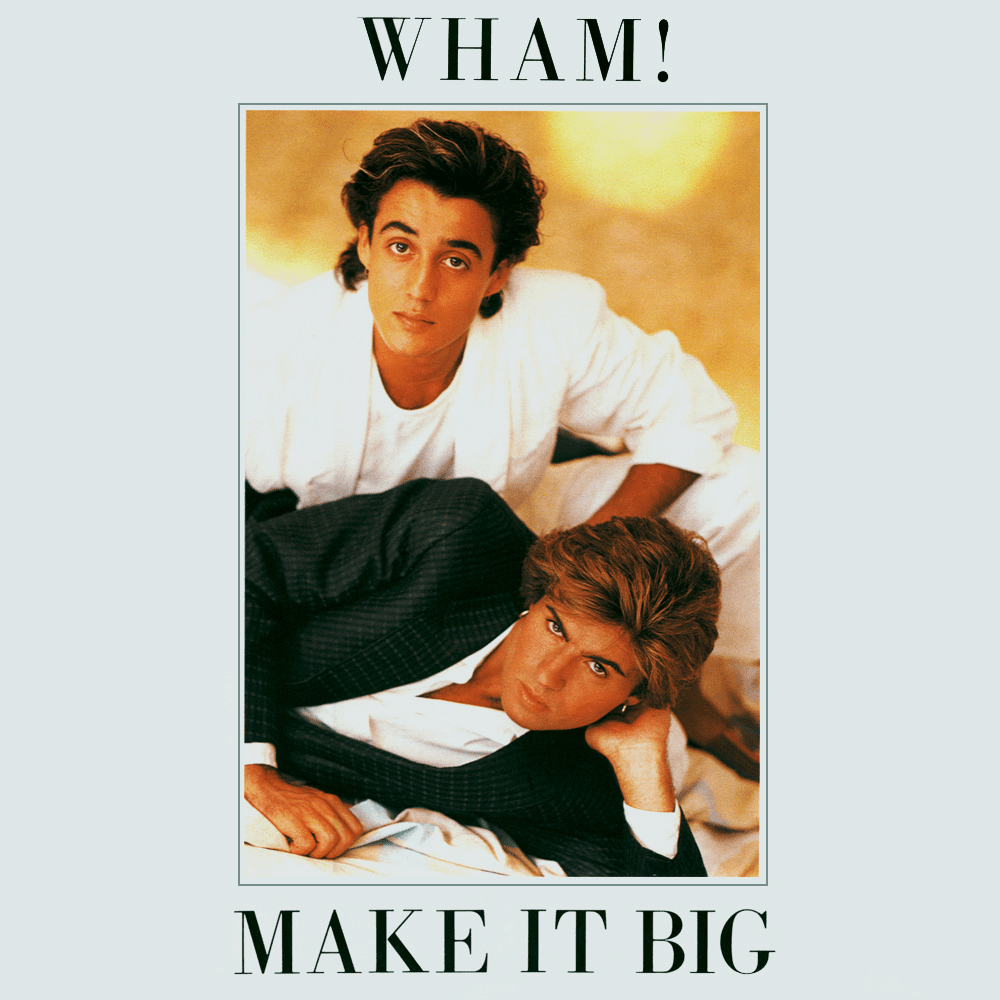 wham make it big album cover
