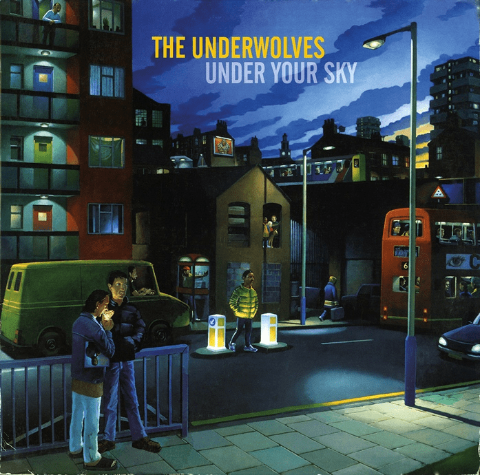 underwolves under your sky album cover