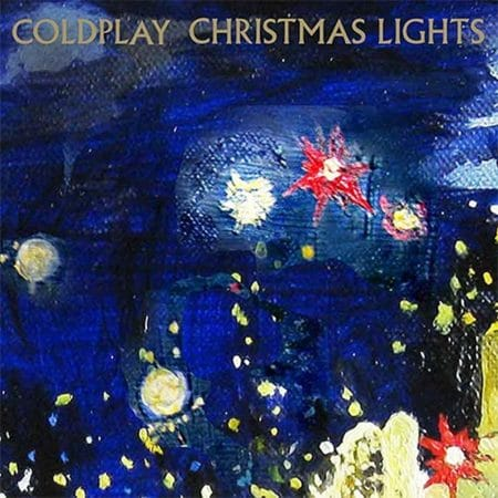 cwa christmas song christmas lights coldplay