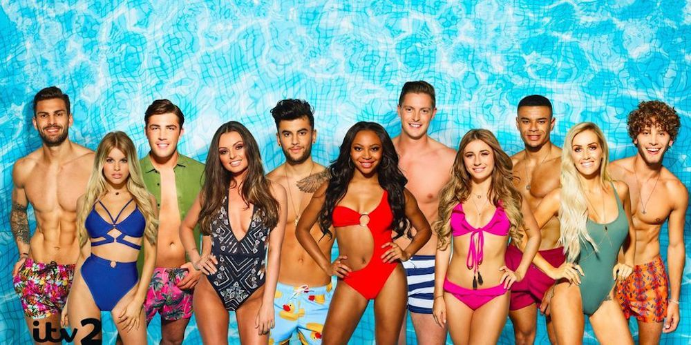 Influencers from Love Island 2018